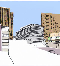 Barbican Series 2016 A4 Print