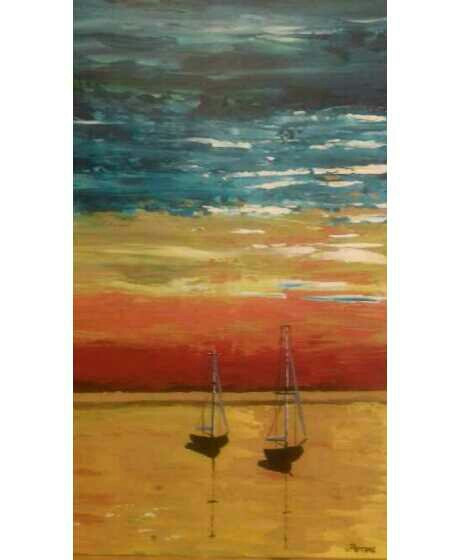 SOLD Sleepy Sails