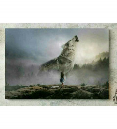 The Wolf and Girl