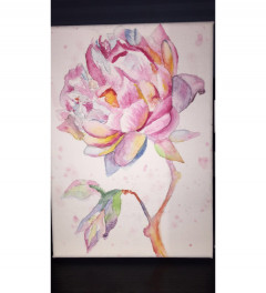 Watercolour Flower