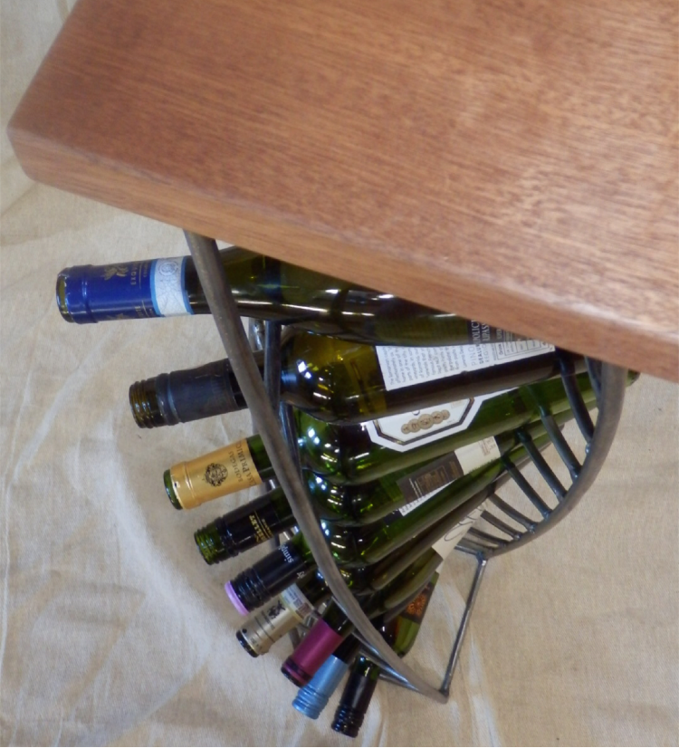 Helix Wine Rack