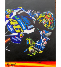 VALENTINO ROSSI: on the edge / 1
