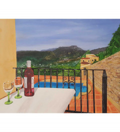 Somewhere in Spain (Sold)