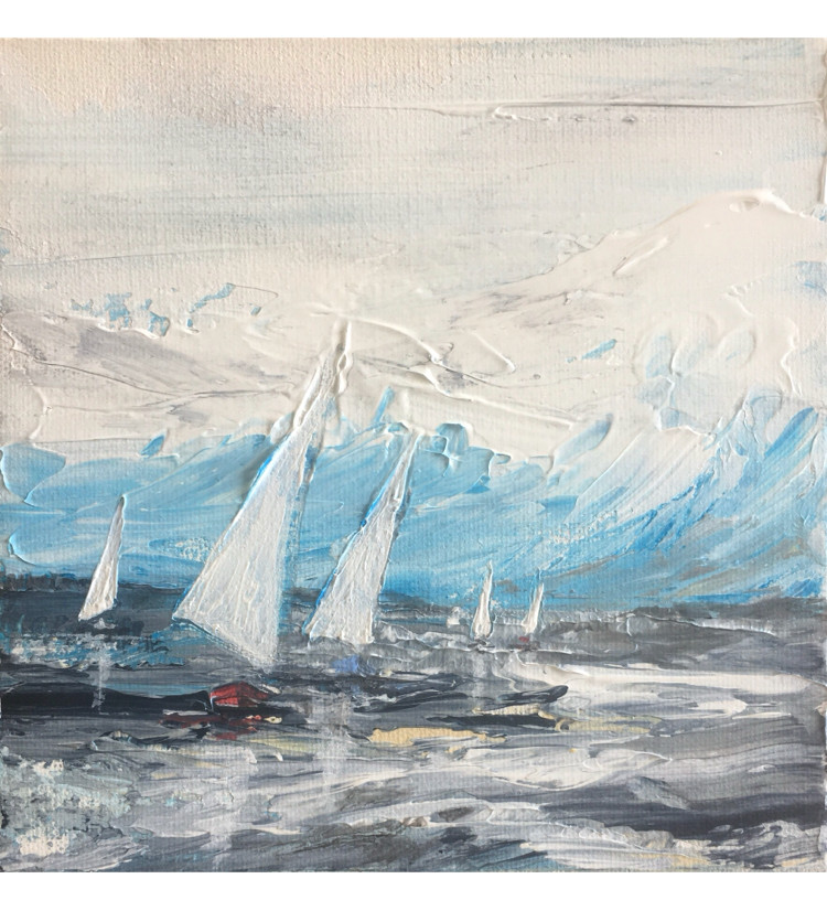 Wind in their sails