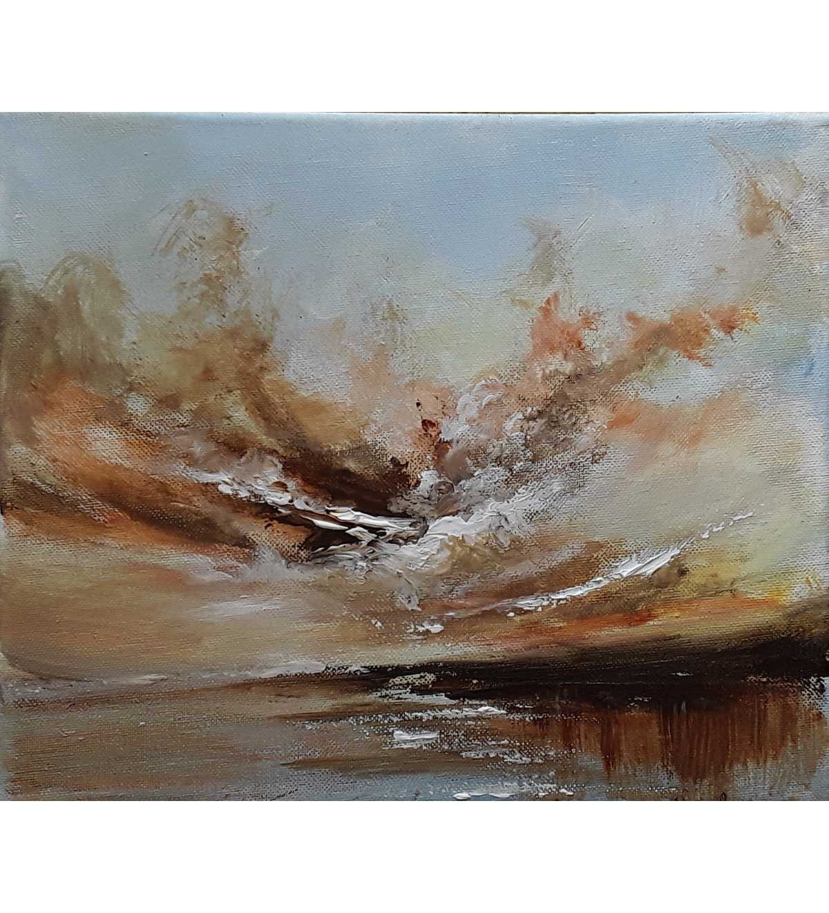 Impending storm SOLD