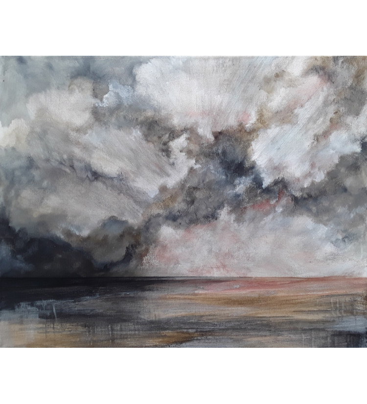 Approaching storm SOLD