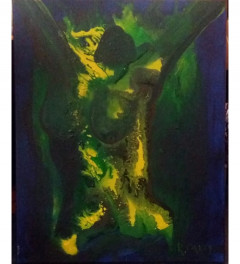 Abstract - Nude