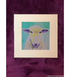 The Bloomsbury Sheep - Vanessa
