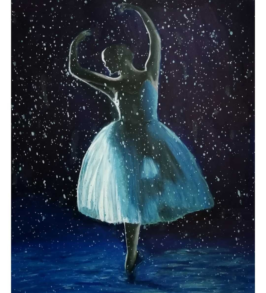 Dancing with the Snowflakes