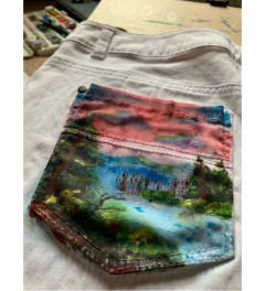 Experiment with pockets