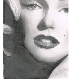 Marilyn by jenni connell