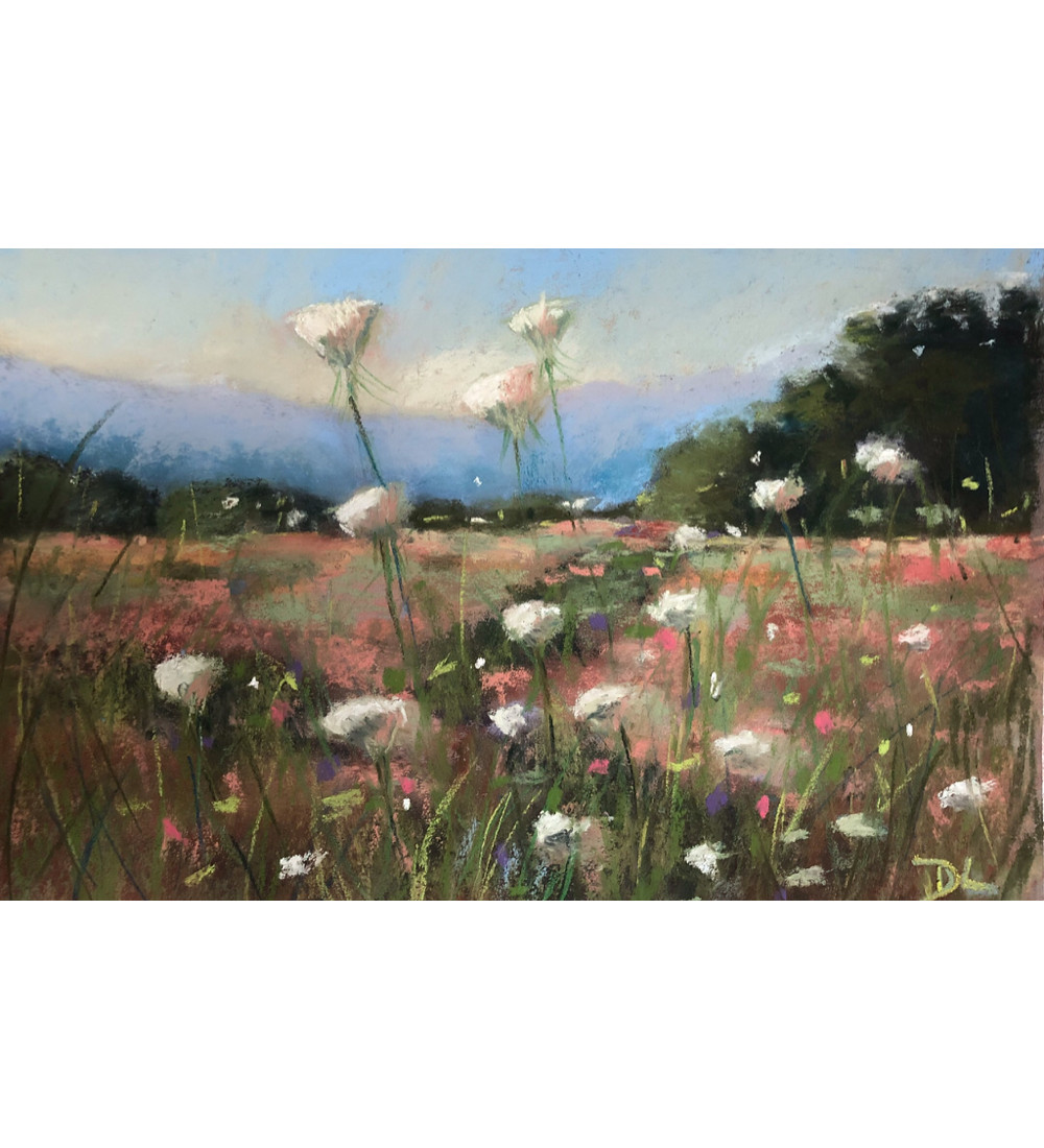 Wild Flowers (framed)