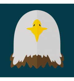 Eagle by Dave
