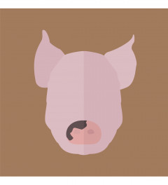 Piggy by Dave