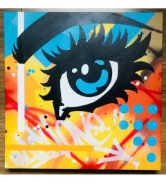 One eye on... - SOLD
