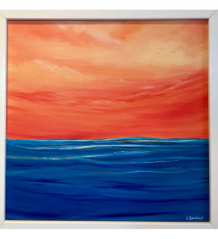 ***SALE*** Sunset Skies was £80 NOW £55