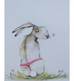 Hare in a G-String