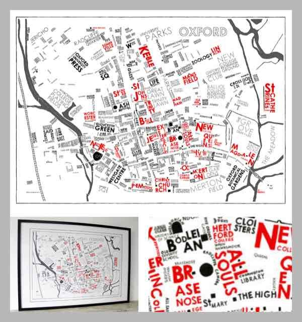 OXFORD WORDMAP