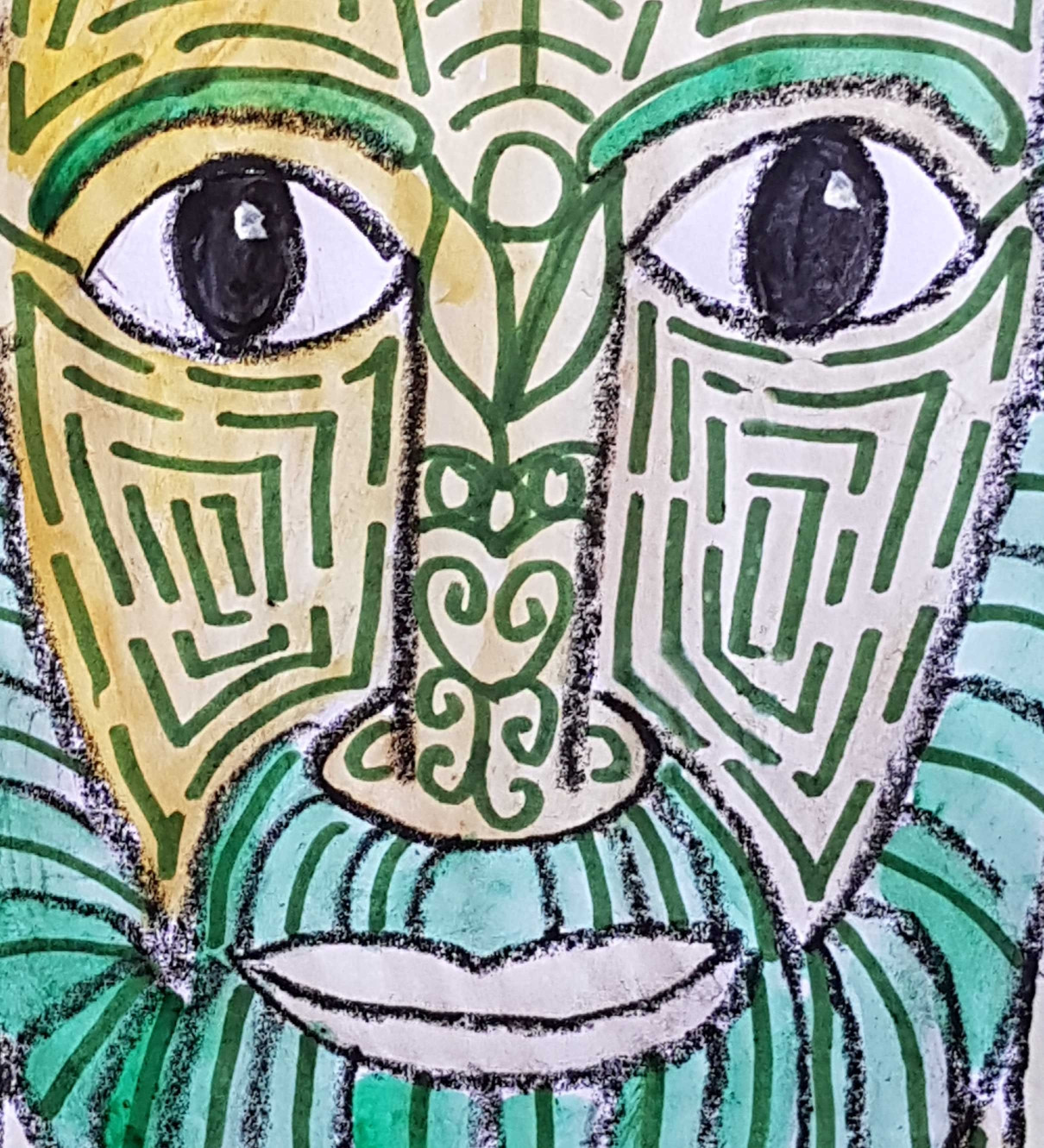 The Green Man.