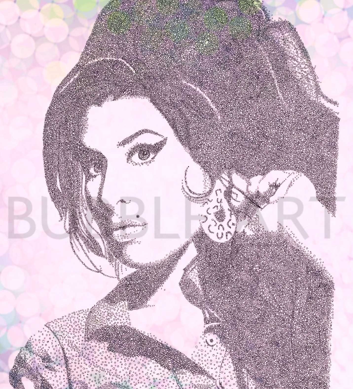 Amy Winehouse poster A2