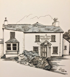 Tower Bank Arms, Sawrey
