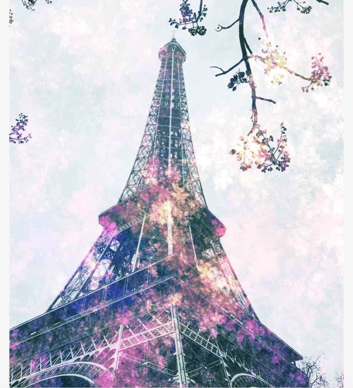 Eiffel Tower Edit