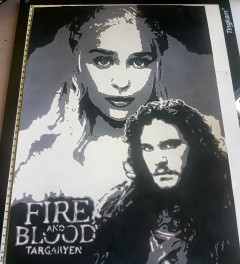 Fire and Blood  ******