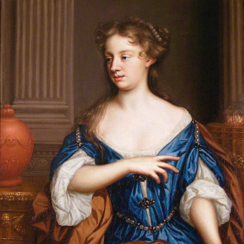 Mary beale self portrait