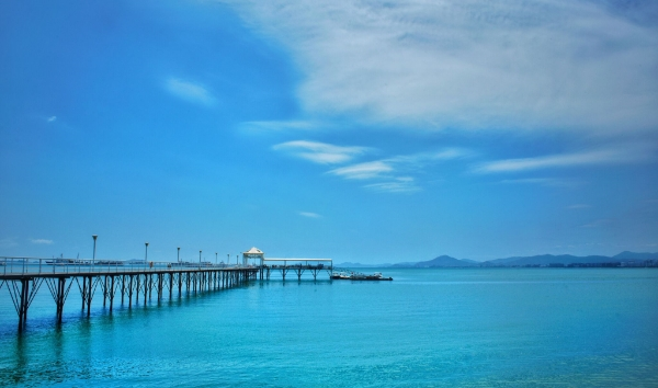 The Blue - Sanya Dock