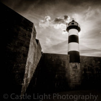 Castle Light Photography
